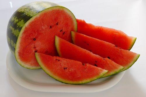 watermelon  fruit  fresh