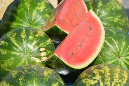 watermelon melon fruit