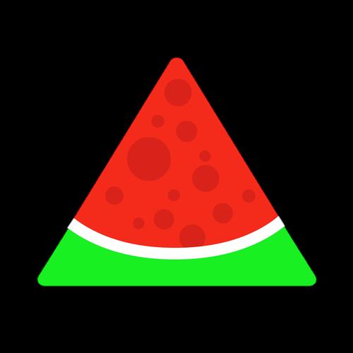 watermelon slice  slice  watermelon