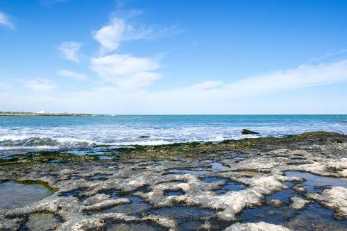 waters sea sky