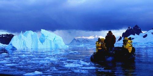 waters  iceberg  ice