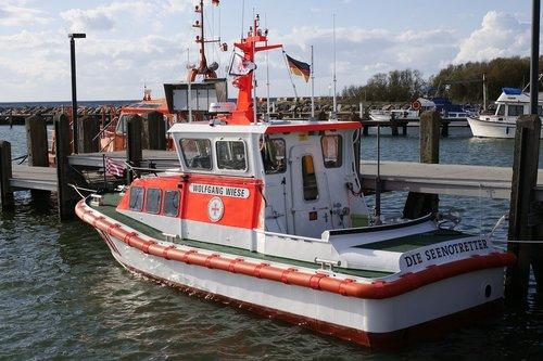 waters  port  sea rescue