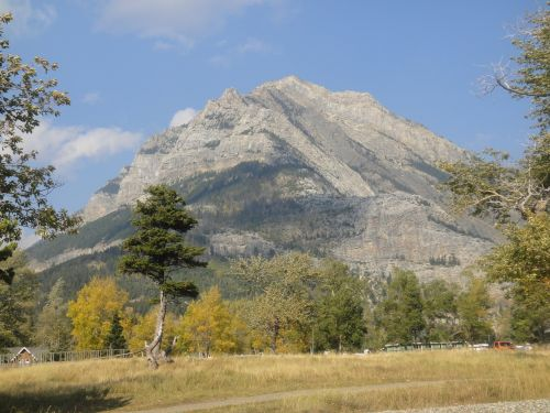 waterton mountain park