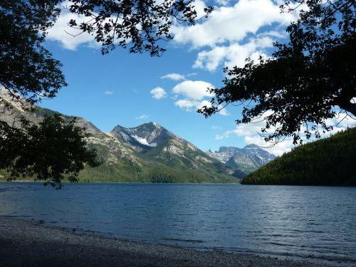 waterton lake alberta canada