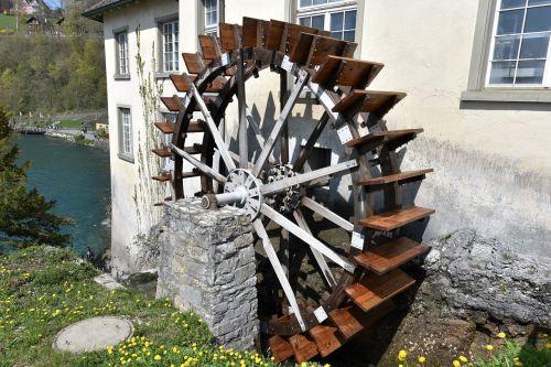 waterwheel mill mill wheel