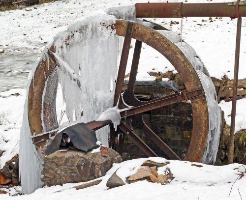 waterwheel bach iced