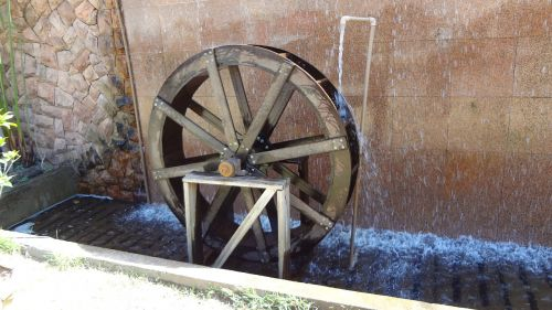 waterwheel energy sustainability