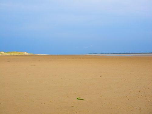 watts wadden sea sand