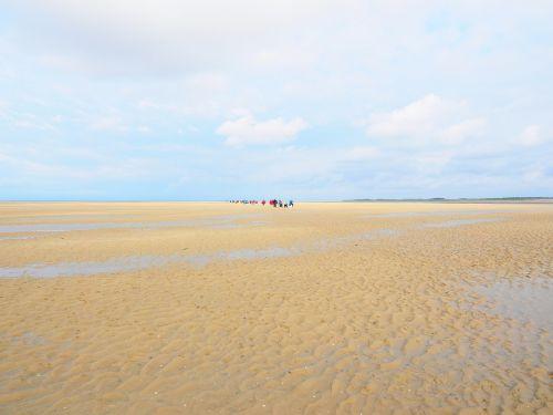 watts wadden sea dunes