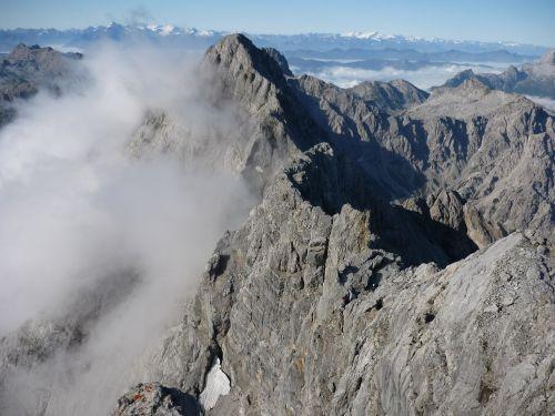 watzmann mountain bergtour