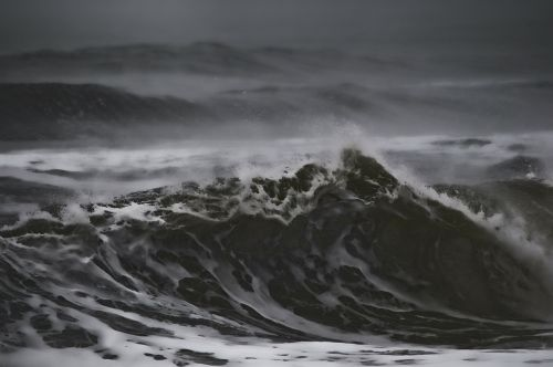 wave tide ocean