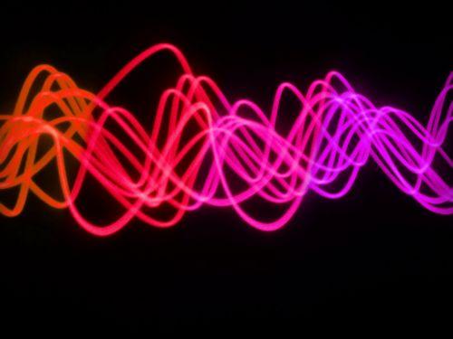 wave waves color