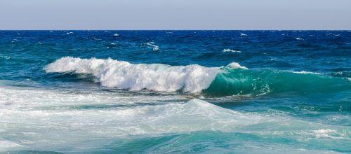 banga,jūra,vandenynas,gamta,vasara,purslų,judėjimas,kreivė