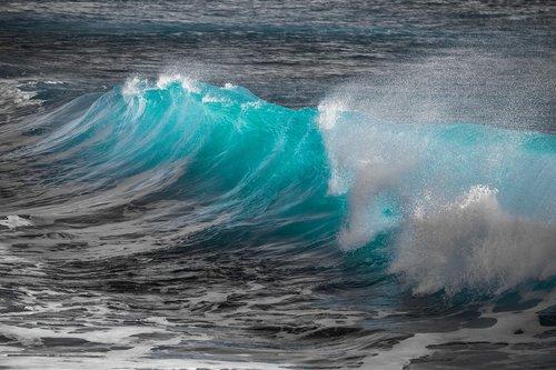 wave  water  spray