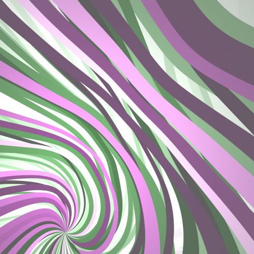 banguotas, juostelės, juostelės, modelis, menas, spalva, banguoti juostelės