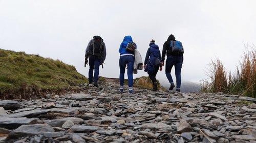 way  the path  people