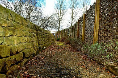 Way Between Fences