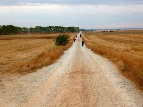 way of st james pilgrims path