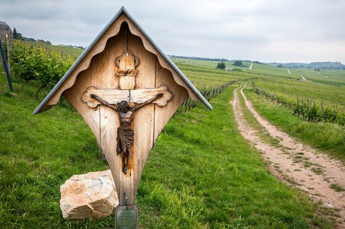 wayside cross  christ  jesus