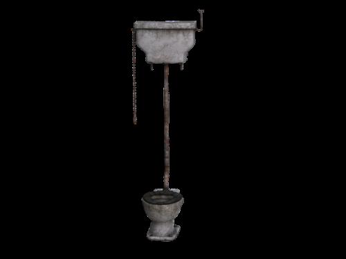 wc toilet abort