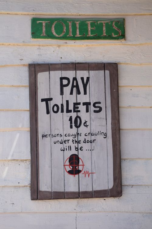 toilet toilets access