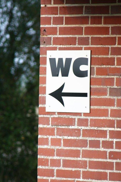 wc toilet  shield  toilet