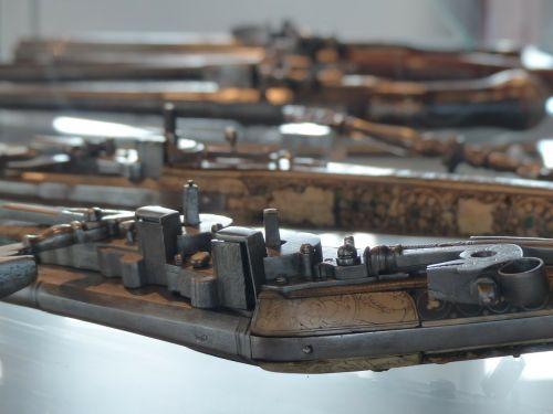 weapon rifle pistol