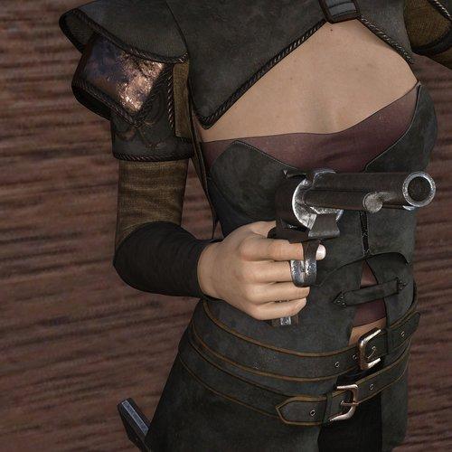 weapon  colt  pistol