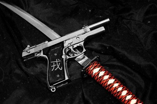 weapon  beretta m9  handgun