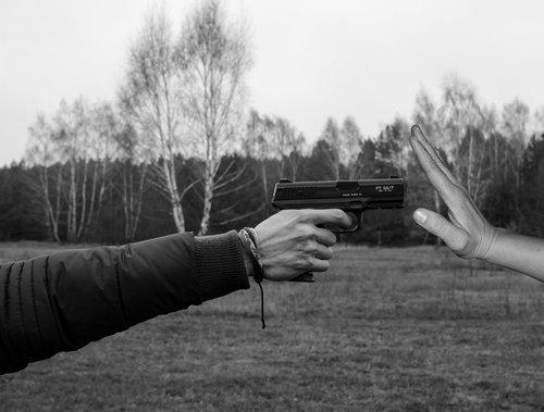 weapon  pistol  shoot