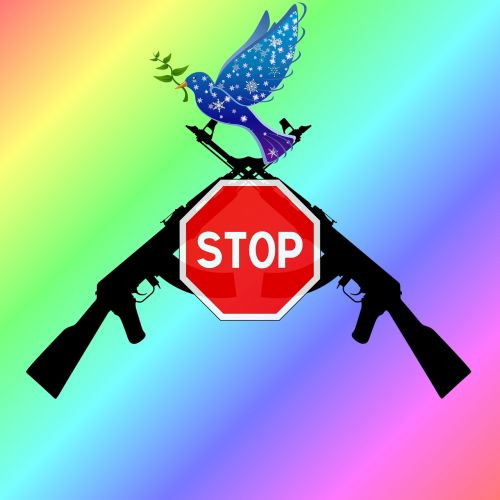 weapons stop harmony
