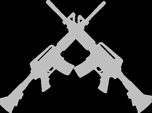 weapons guns war