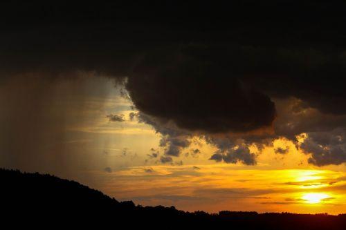 weather mood thunderstorm