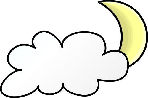 weather signs cloudy