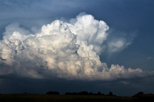 weather  cloud  cumulonimbus