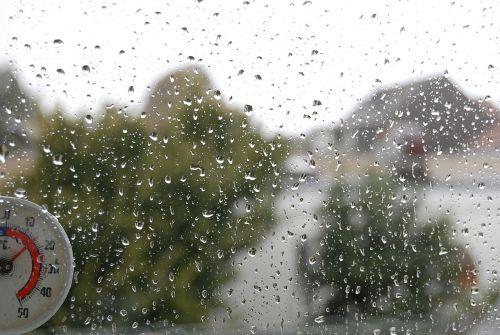 weather rain drip