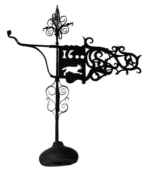weathervane old ornament