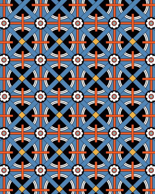 Weave Pattern Wallpaper