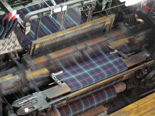 weaving loom scottish