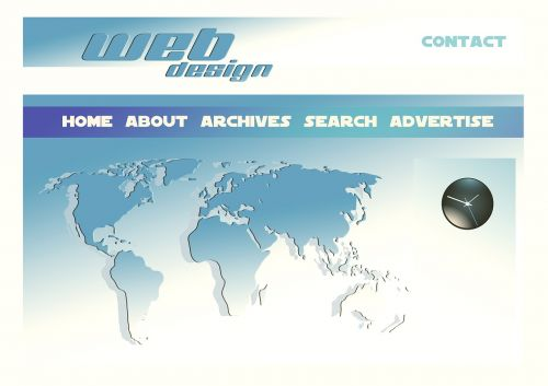 web web design html