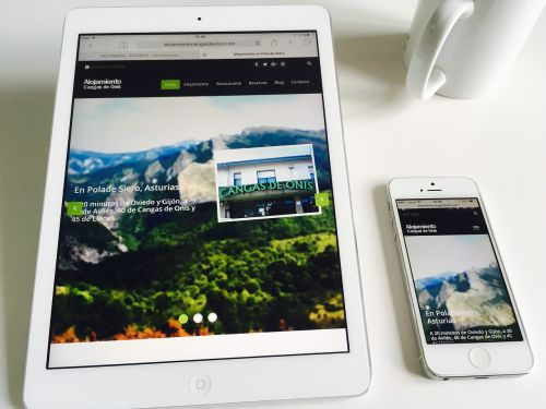 interneto svetainės dizainas,programos,jautrus,internetas