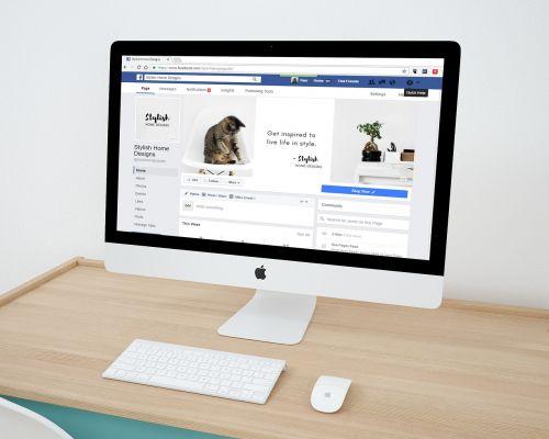 web design facebook facebook page
