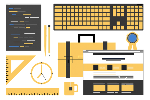 web design mockup web developer