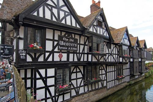 weber houses canterbury places of interest