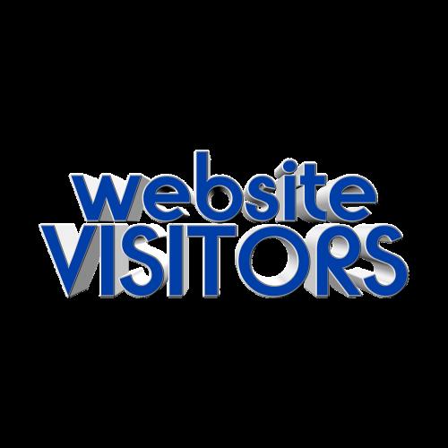 website visitors personal