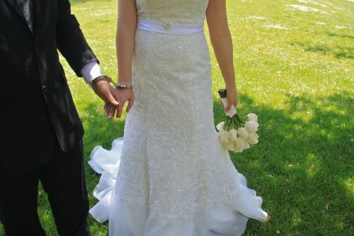 wed cuffed husband