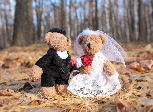 wedding just married the groom