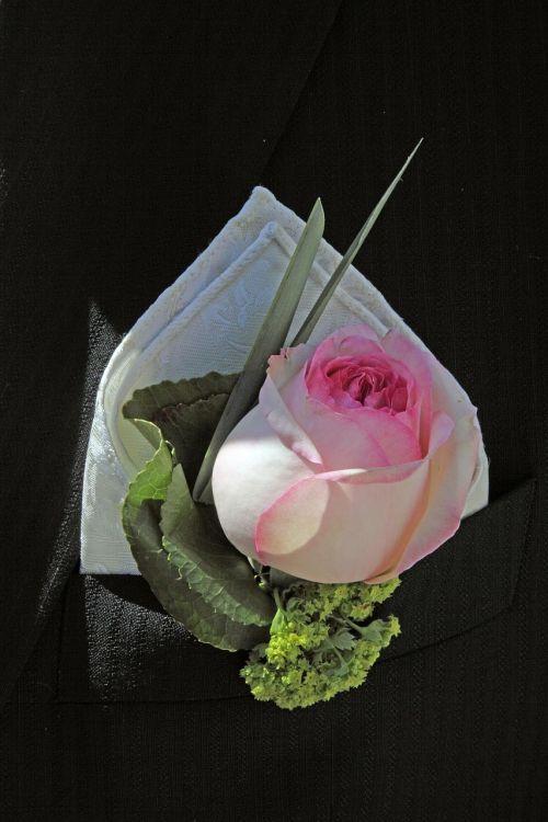 wedding groom handkerchief