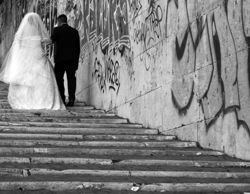 wedding graffiti love
