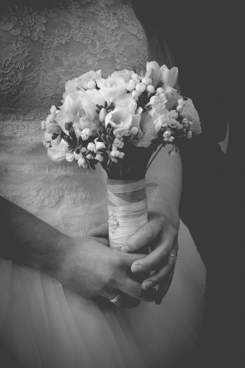 wedding bride bridal bouquet